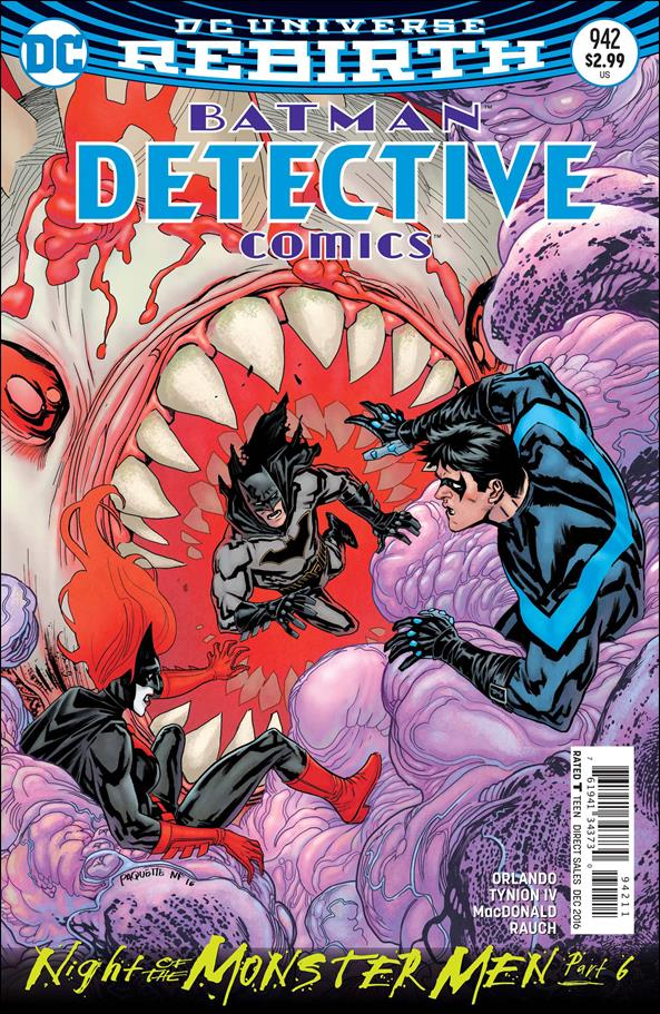 Batman - Detective Comics 942 - Night of the Monster Men - part 6