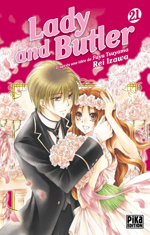 Lady and Butler 21