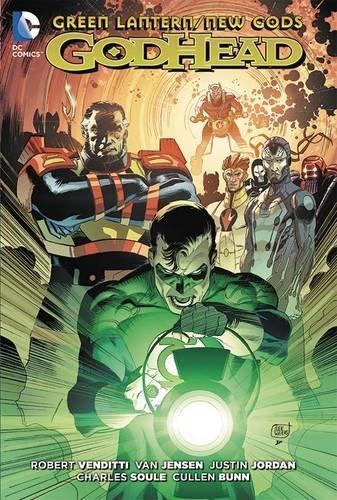 Green Lantern / New Gods - Godhead 1