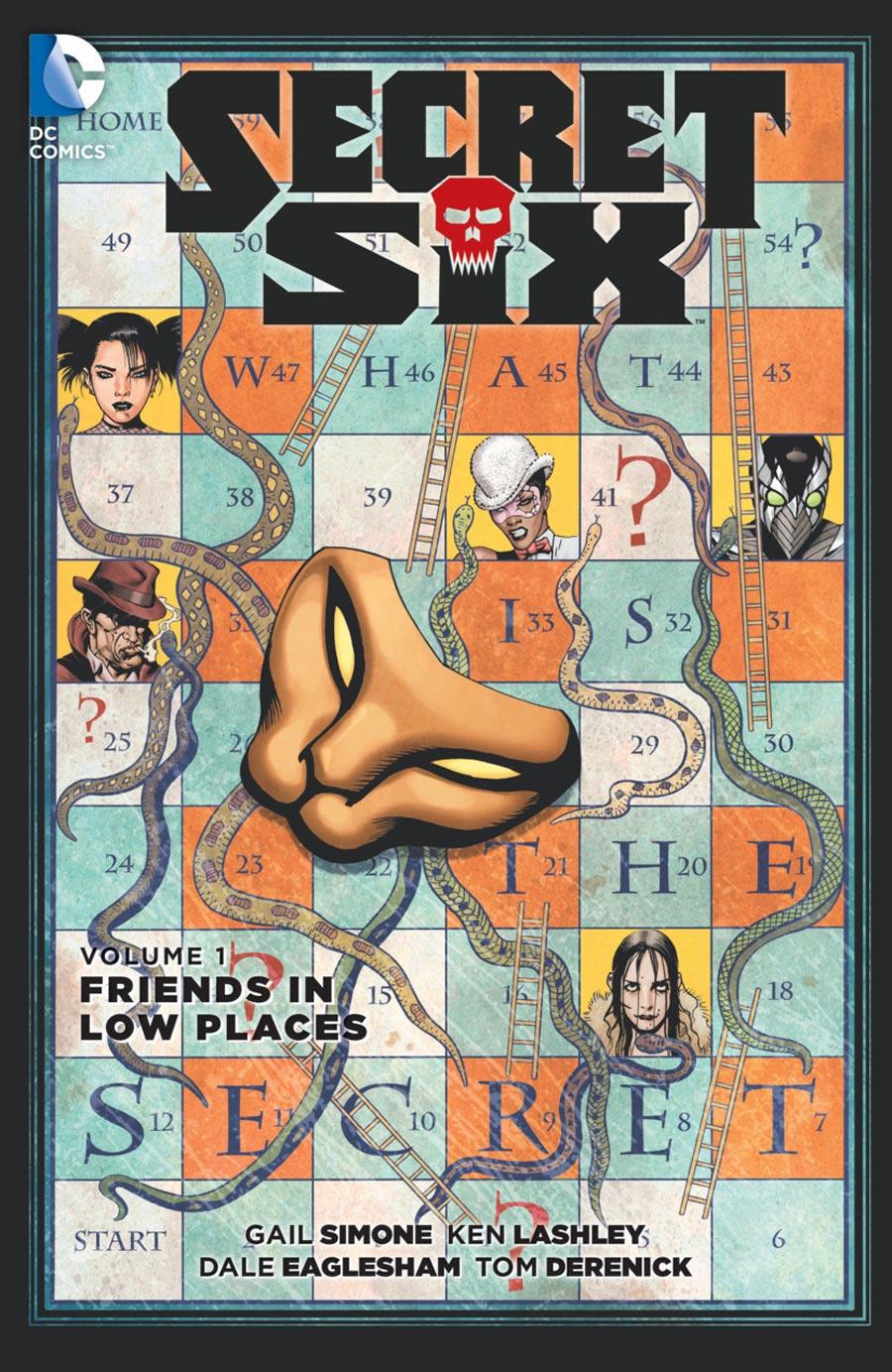 Secret Six 1 - Friends in Low Places