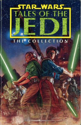 Star Wars - Tales of The Jedi - The Collection 1 - Star Wars - Tales of The Jedi - The Collection