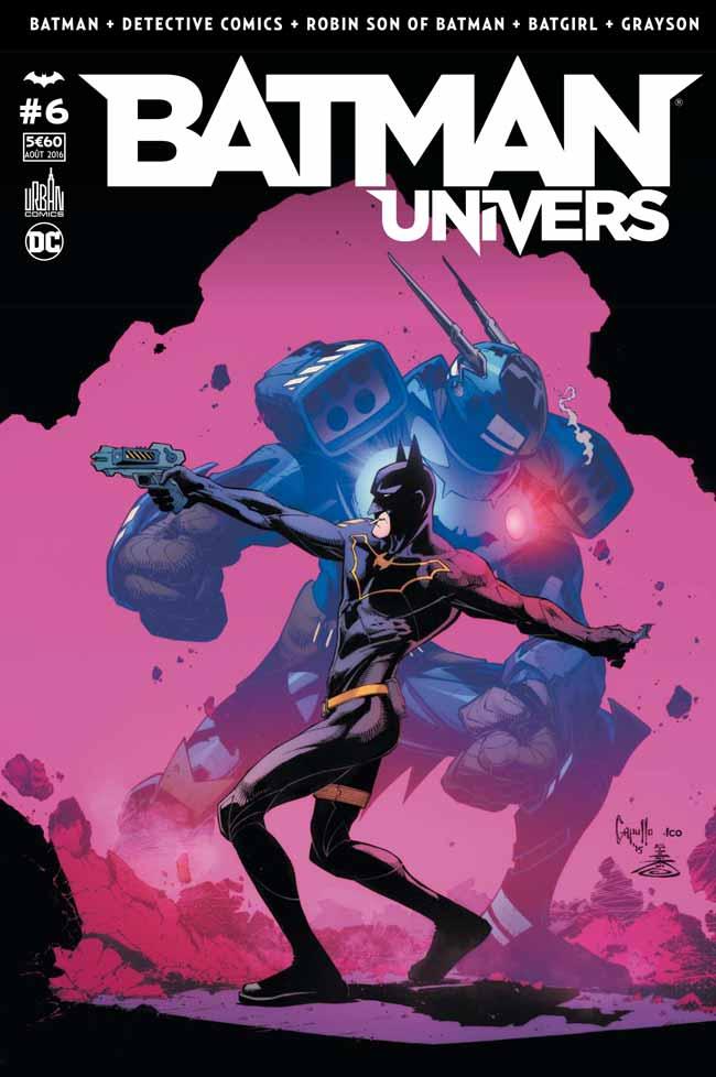 Batman Univers 6
