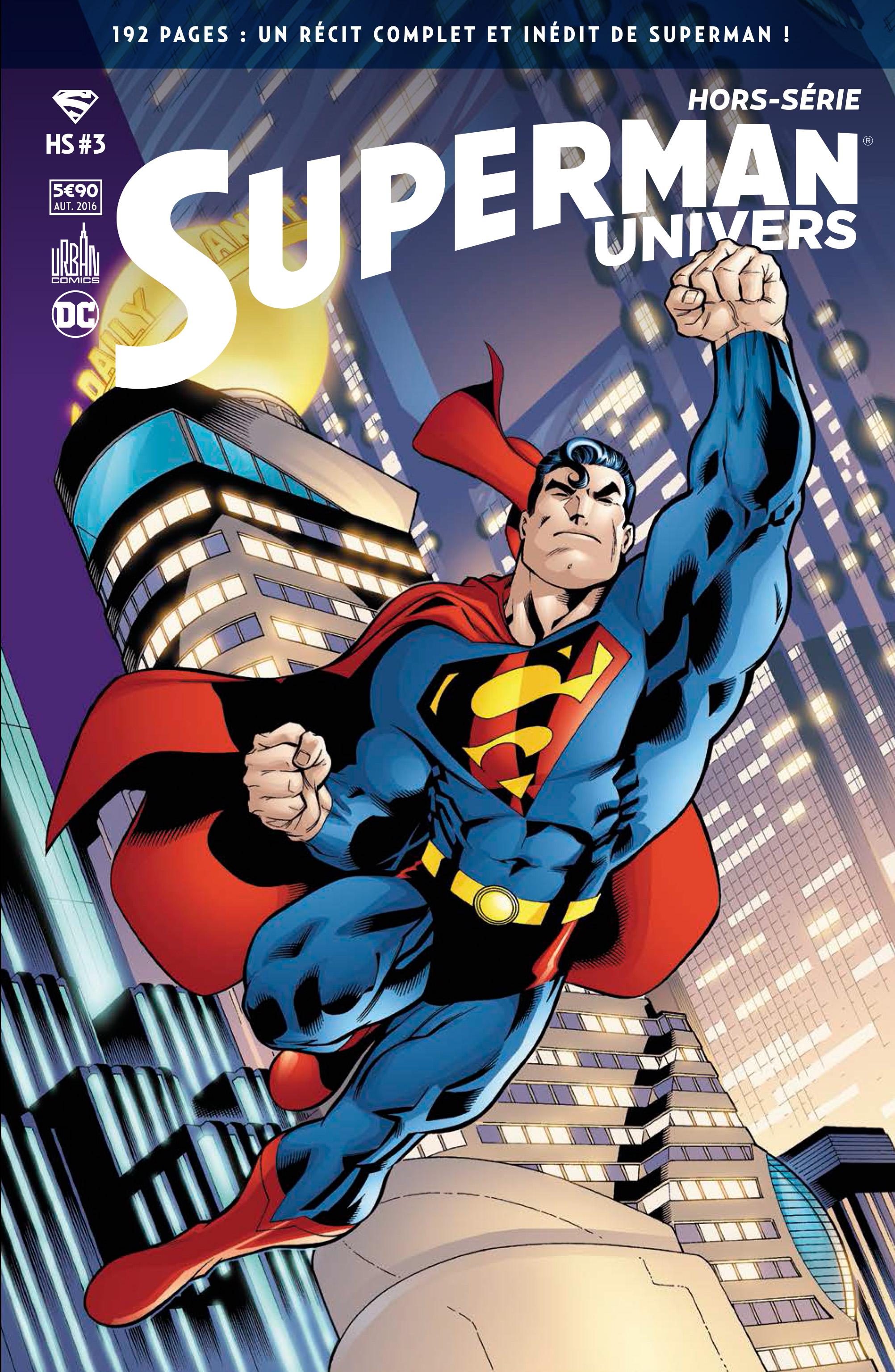 Superman Univers Hors-Série 3 - Superman Endgame
