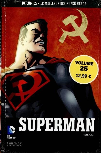 DC Comics - Le Meilleur des Super-Héros 25 - Superman - Red Son