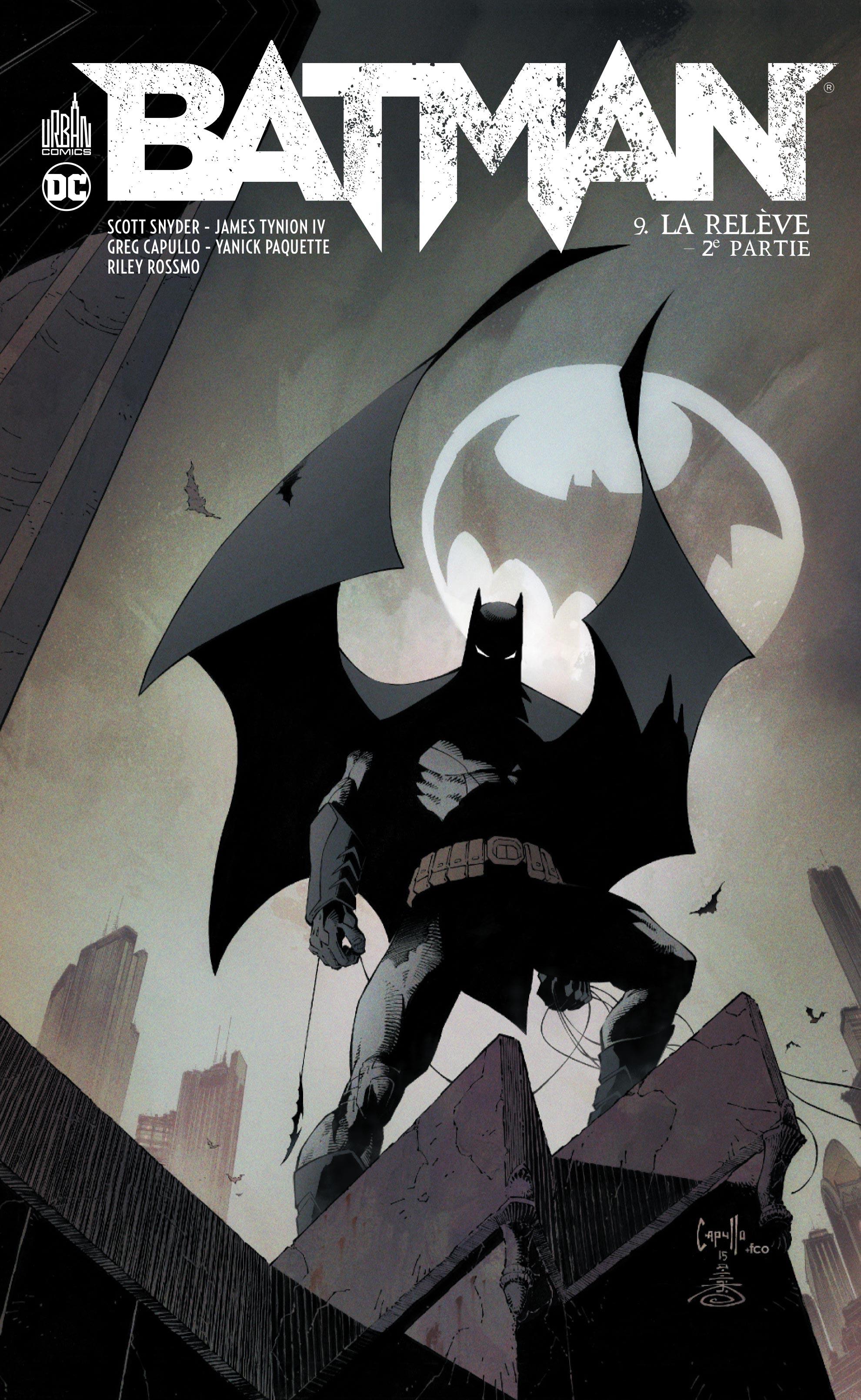 Batman 9 - La Relève, 2eme partie