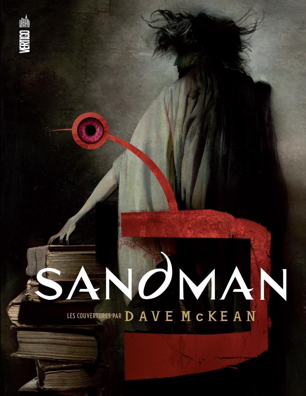 Sandman - Les couvertures par Dave McKean 1 - Les couvertures par Dave McKean