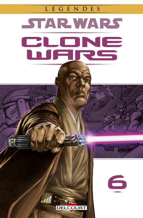 Star Wars - Clone Wars 6 - Réddition légendes