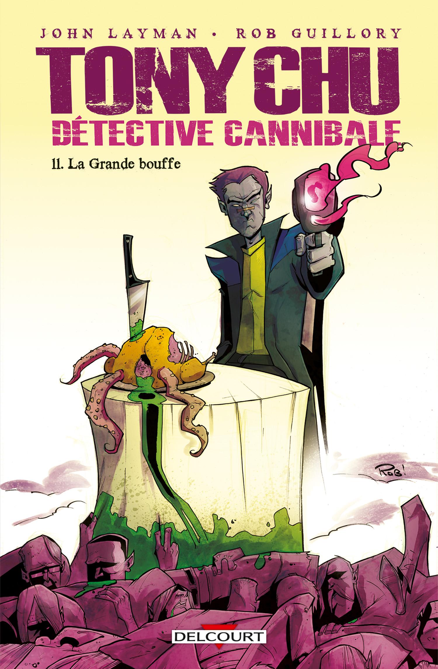 Tony Chu, détective cannibale 11 - La Grande bouffe