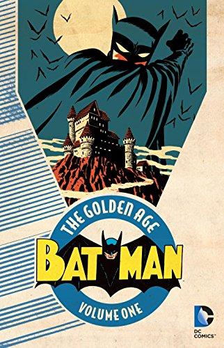 Batman - The Golden Age 1 - Batman: The Golden Age Vol. 1