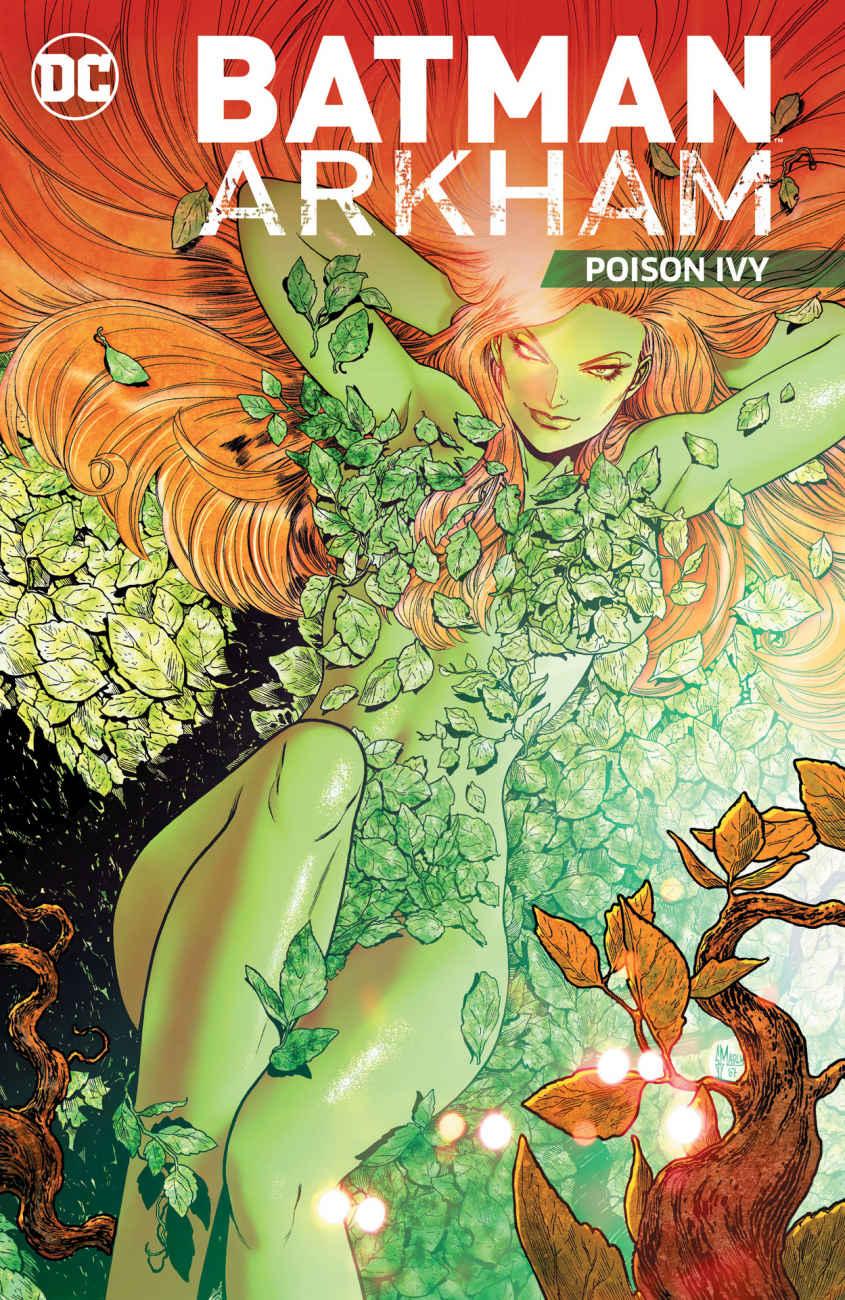 Batman Arkham - Poison Ivy 1 - Poison Ivy