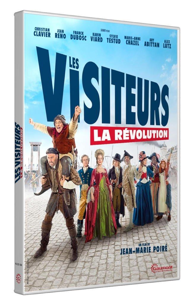 Les Visiteurs : La Révolution 0 - Les Visiteurs : La Révolution