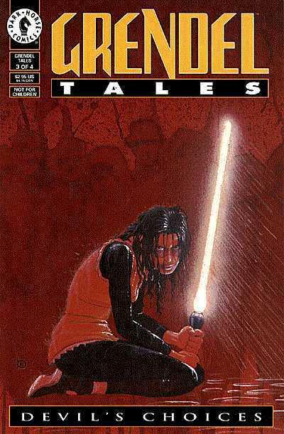 Grendel Tales - Devil's Choices 3 - Chapter 3: Devils at War
