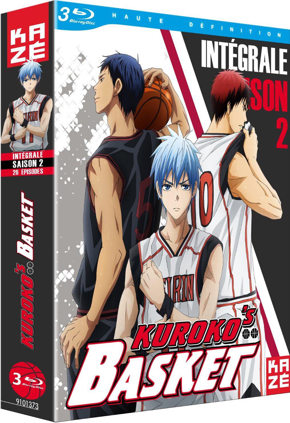 Kuroko's Basket 2 1 - Saison 2