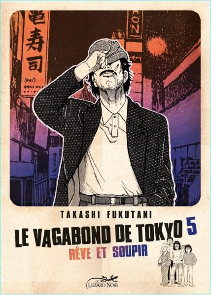 Le Vagabond de Tokyo 5 - Rêve et soupir