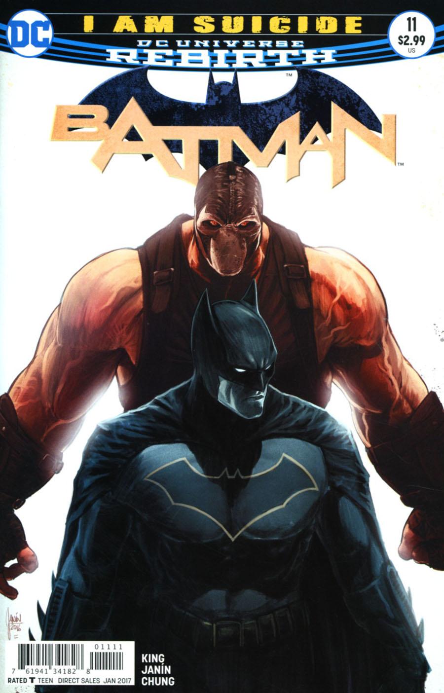 Batman 11 - I Am Suicide - part three