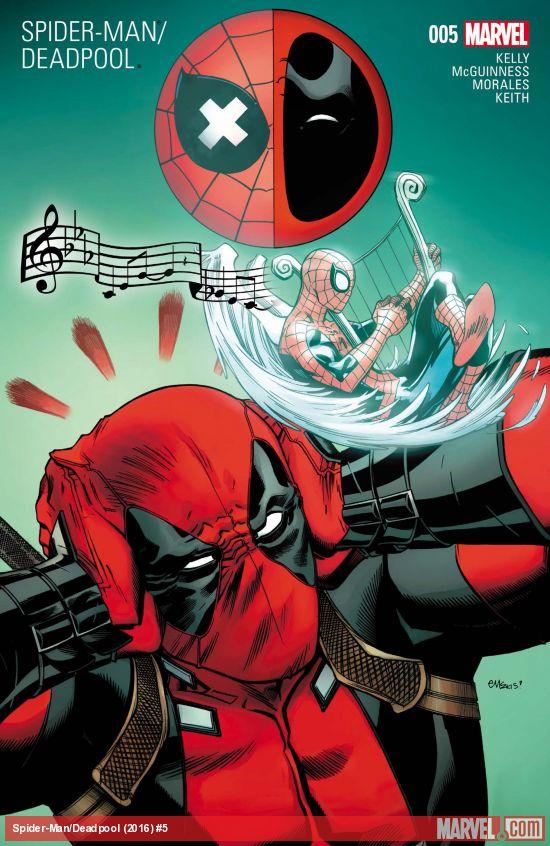 Spider-Man / Deadpool 5 - Isn't It Bromantic? Part Five