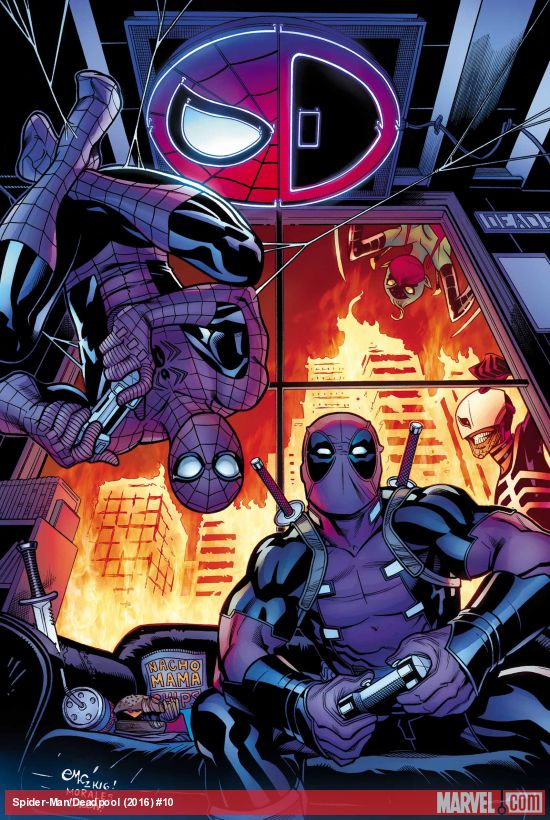 Spider-Man / Deadpool 10 - Itsy Bitsy Part 2