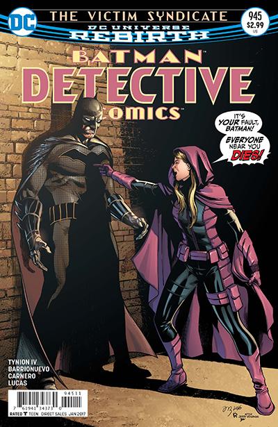 Batman - Detective Comics 945 - The Victim Syndicate - part three