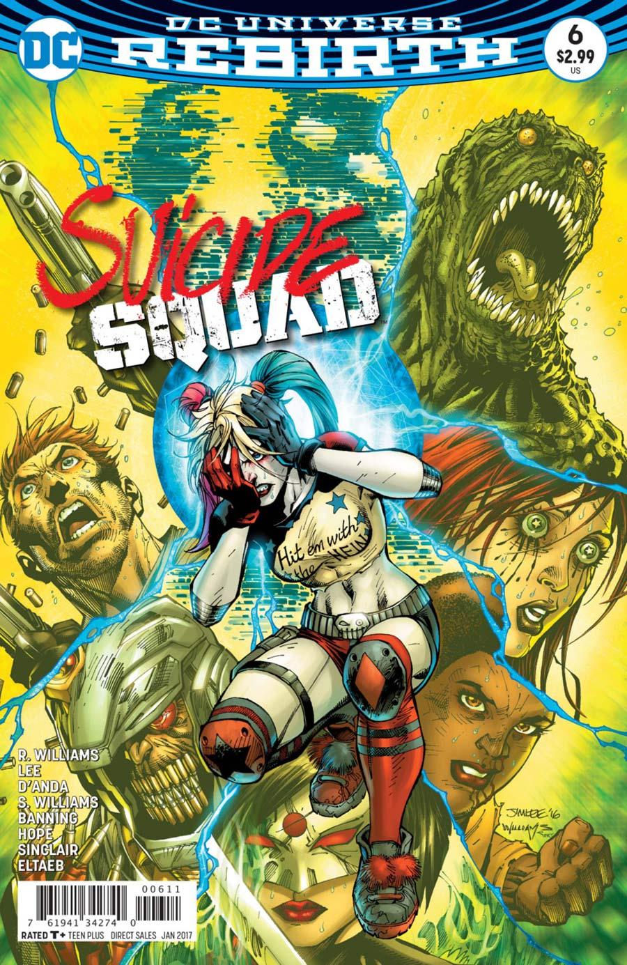 Suicide Squad 6 - The Black Vault - Part six