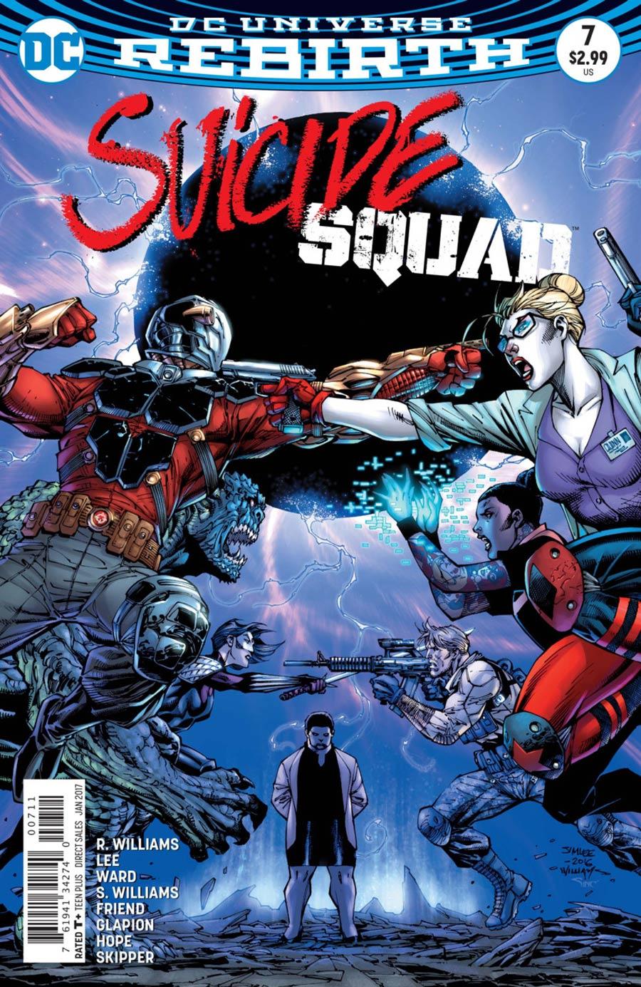 Suicide Squad 7 - The Black Vault - Part seven