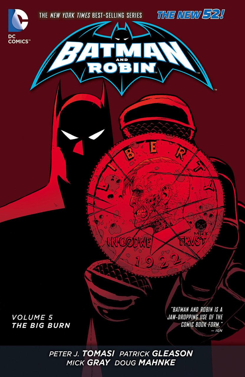 Batman & Robin 5 - The Big Burn