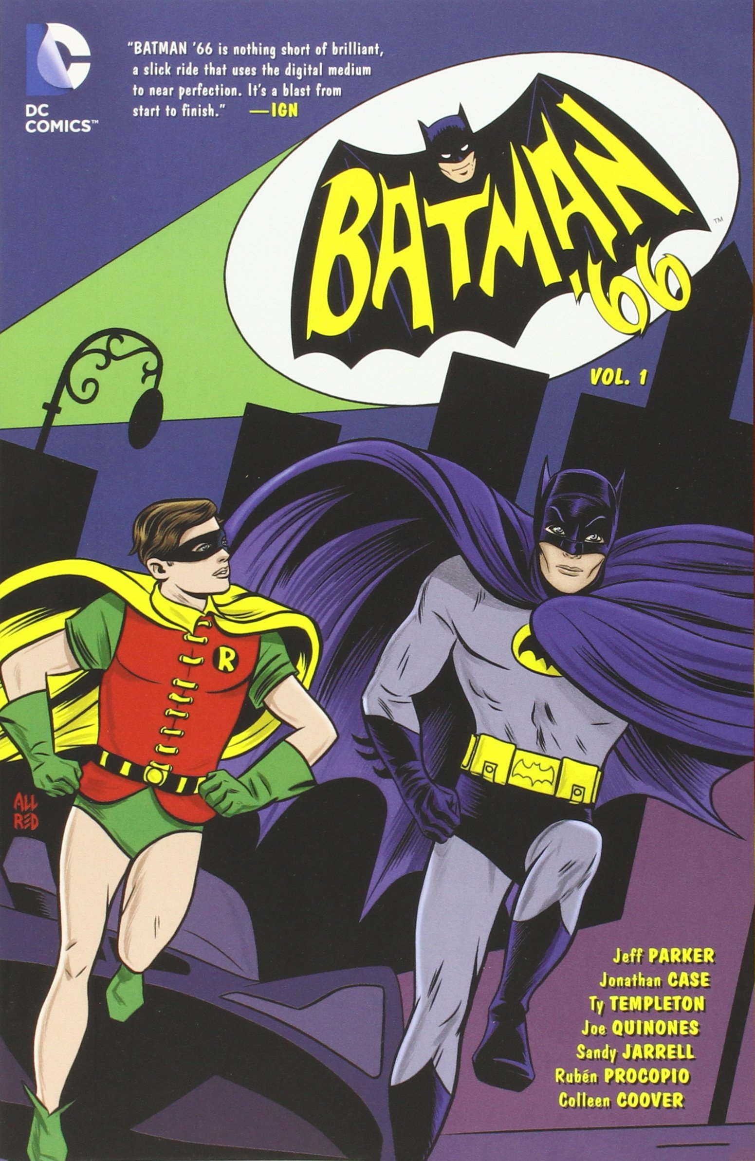 Batman '66 1 - Volume 1