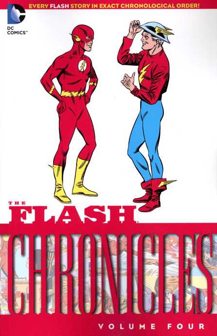 The Flash Chronicles 4