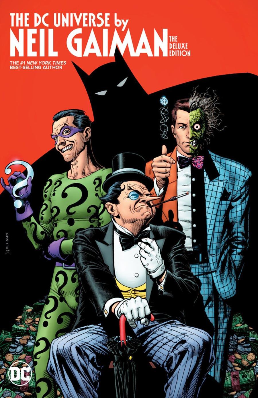 DC Universe By Neil Gaiman 1 - DC Universe By Neil Gaiman