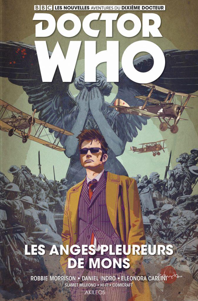 Doctor Who Comics - Dixième Docteur 2 - Les Anges pleureurs de Mons