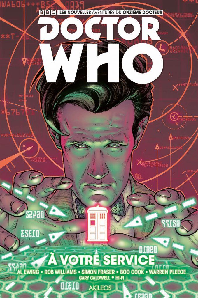 Doctor Who Comics - Onzième Docteur 2 - À votre service