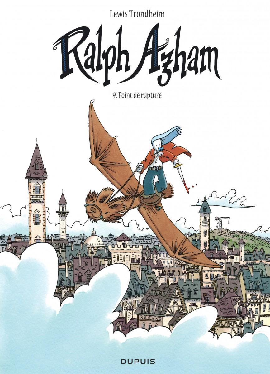 Ralph Azham 9 - Point de rupture