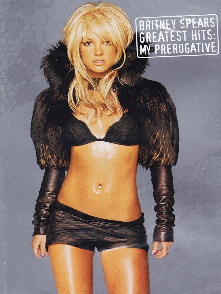 Britney Spears greatest hits : my prerogrative 0 - Britney Spears greatest hits : my prerogrative