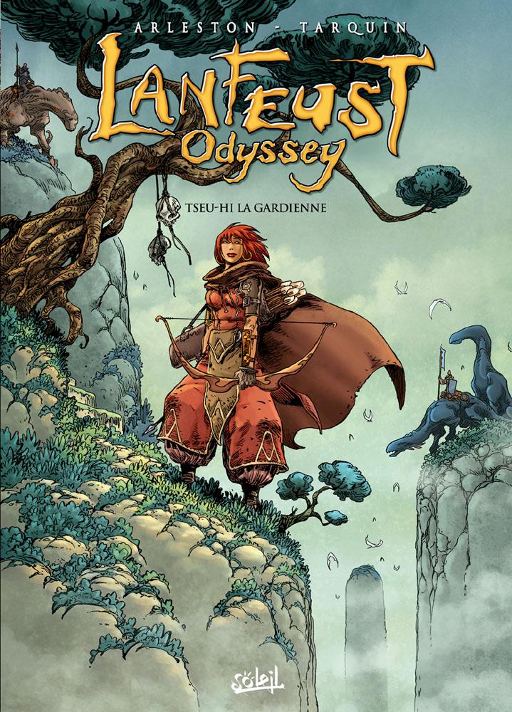 Lanfeust odyssey 8 - Tseu-Hi la gardienne