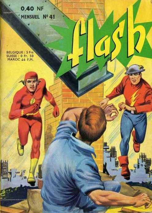 Flash 41 - Le Flash des deux mondes !
