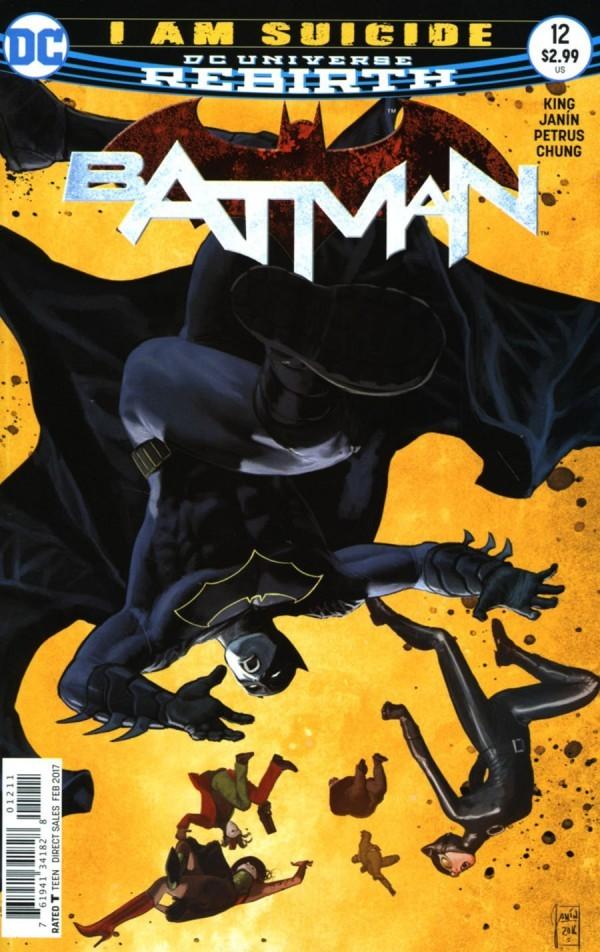 Batman 12 - I Am Suicide - Part Four