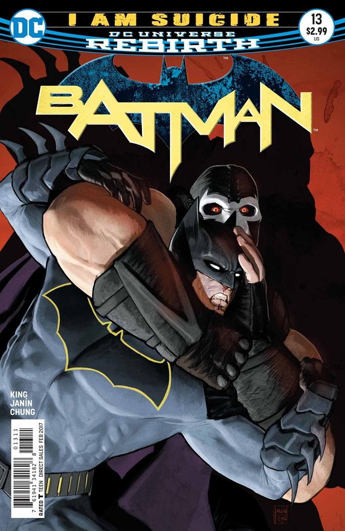 Batman 13 - I Am Suicide: Conclusion