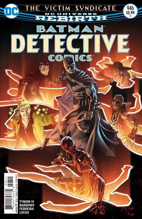 Batman - Detective Comics 946 - The Victim Syndicate - Part four