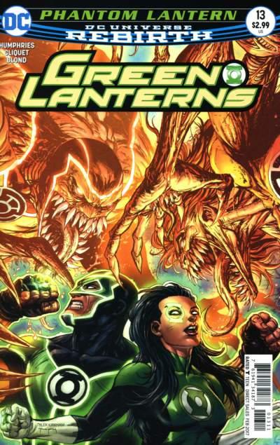 Green Lanterns 13 - The Phantom Lantern - Part Five