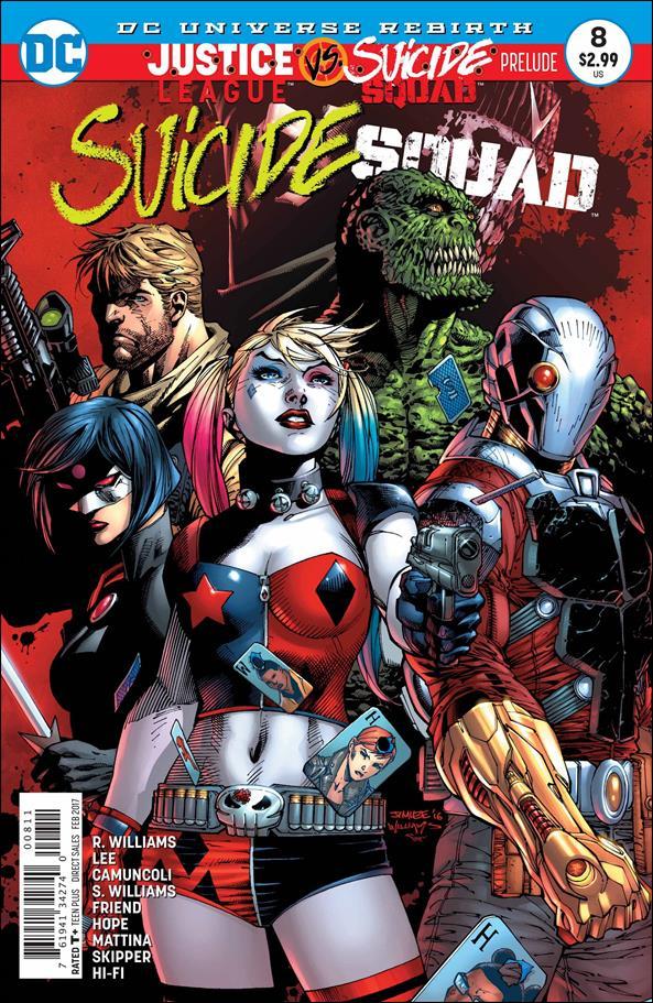 Suicide Squad 8 - The Black Vault - Part eight