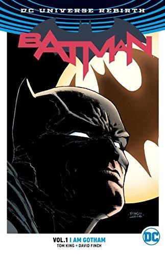 Batman 1 - I am Gotham