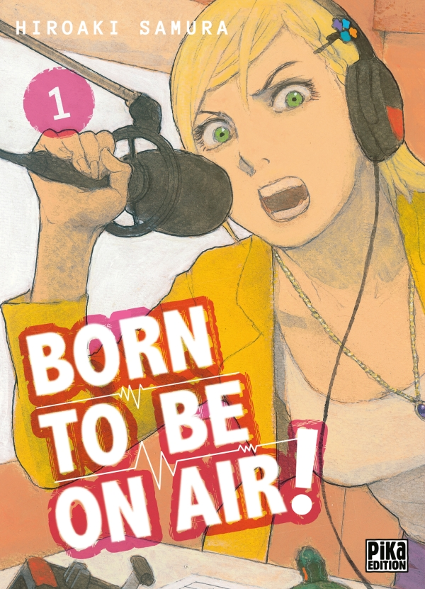 Born to be on air 1