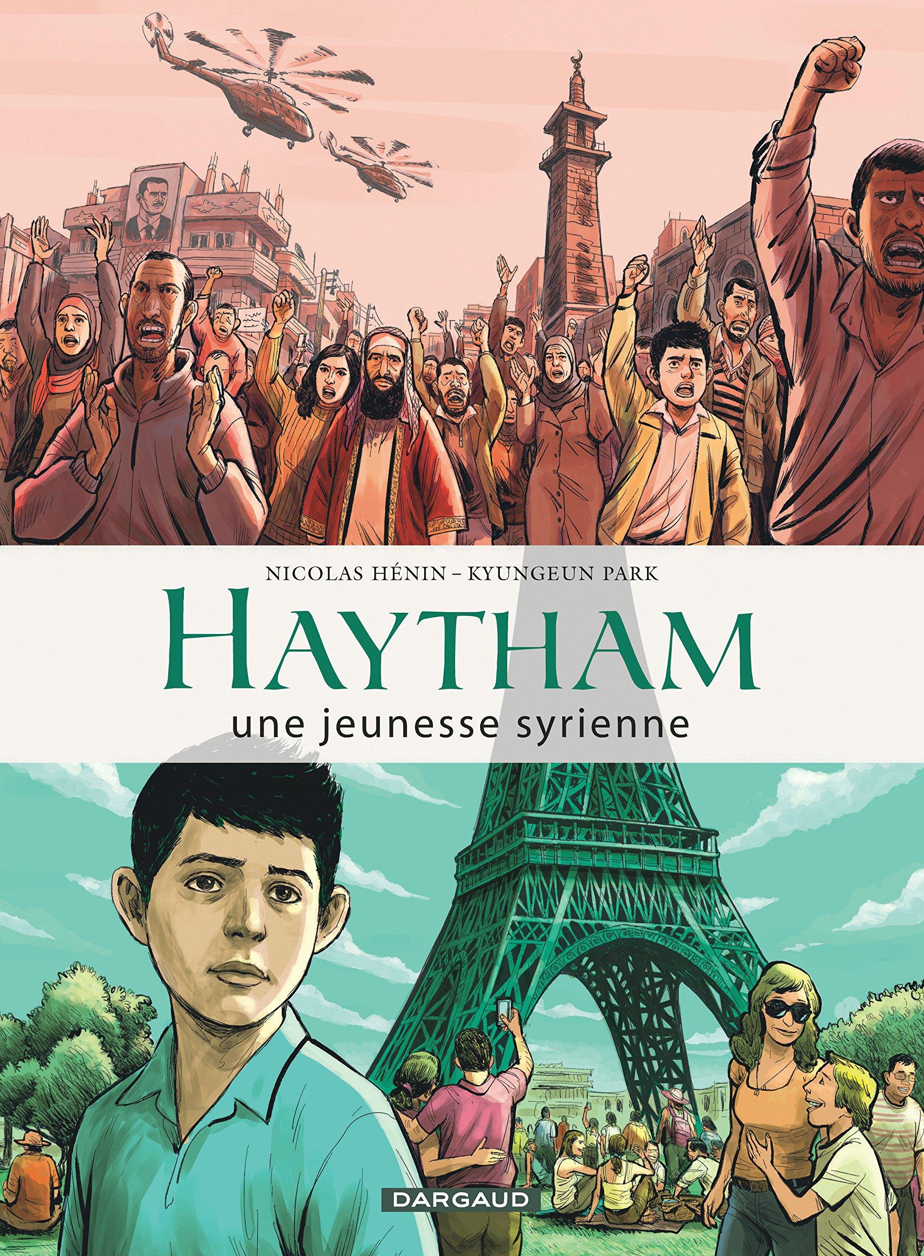 Haytham, une jeunesse syrienne 1
