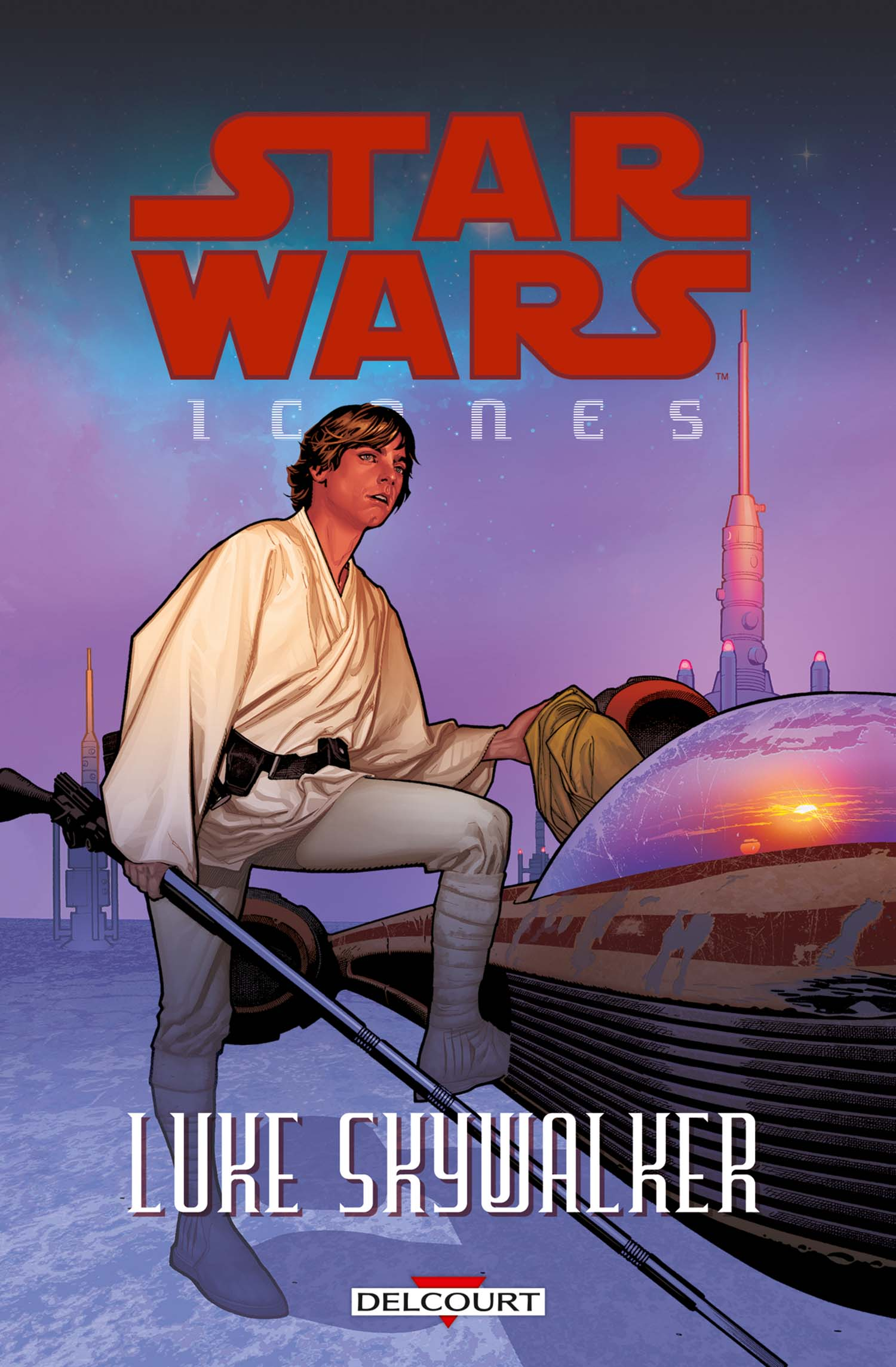 Star Wars - Icônes 3 - Luke Skywalker