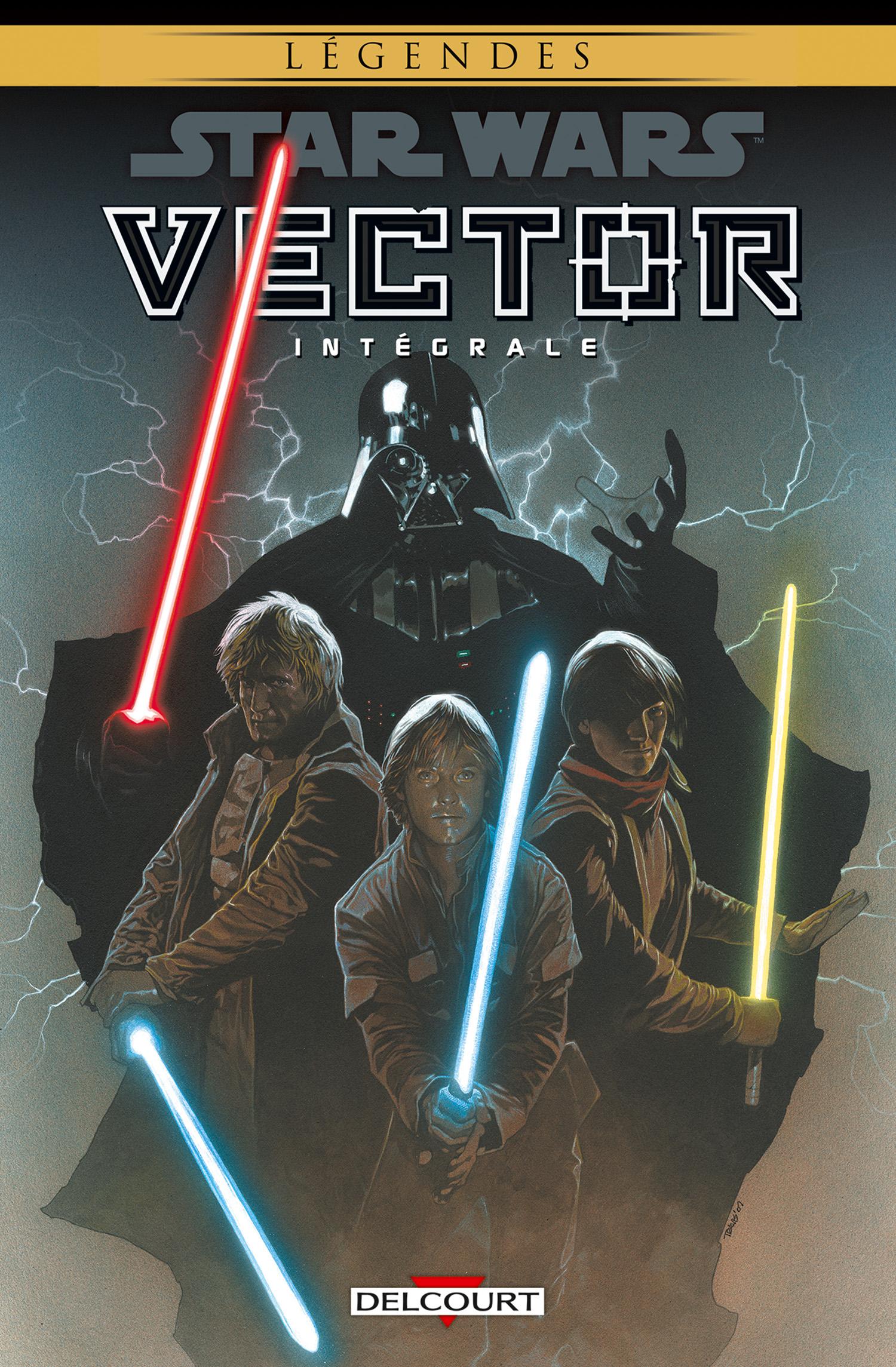 Star Wars - Vector 1 - Star Wars Vector - Intégrale