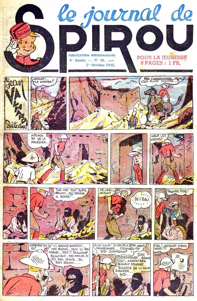 Le journal de Spirou 233