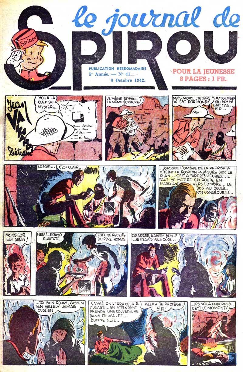 Le journal de Spirou 234