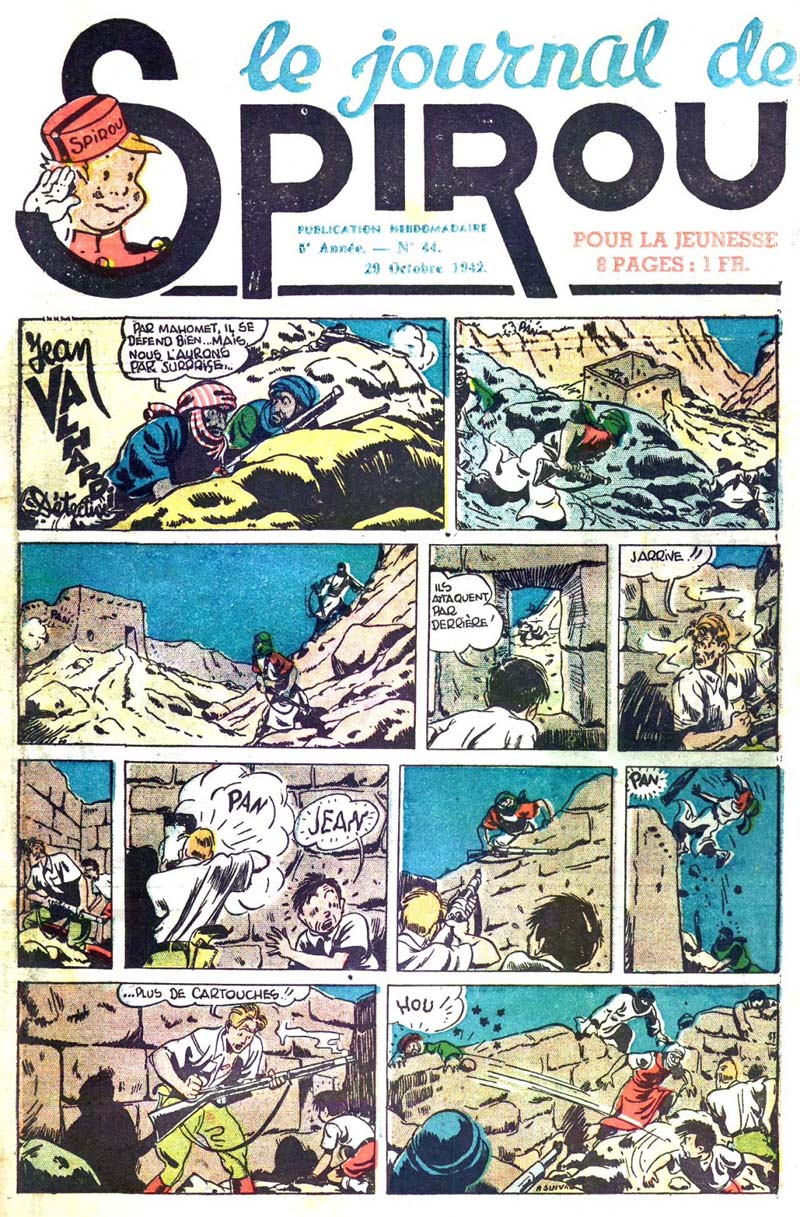 Le journal de Spirou 237