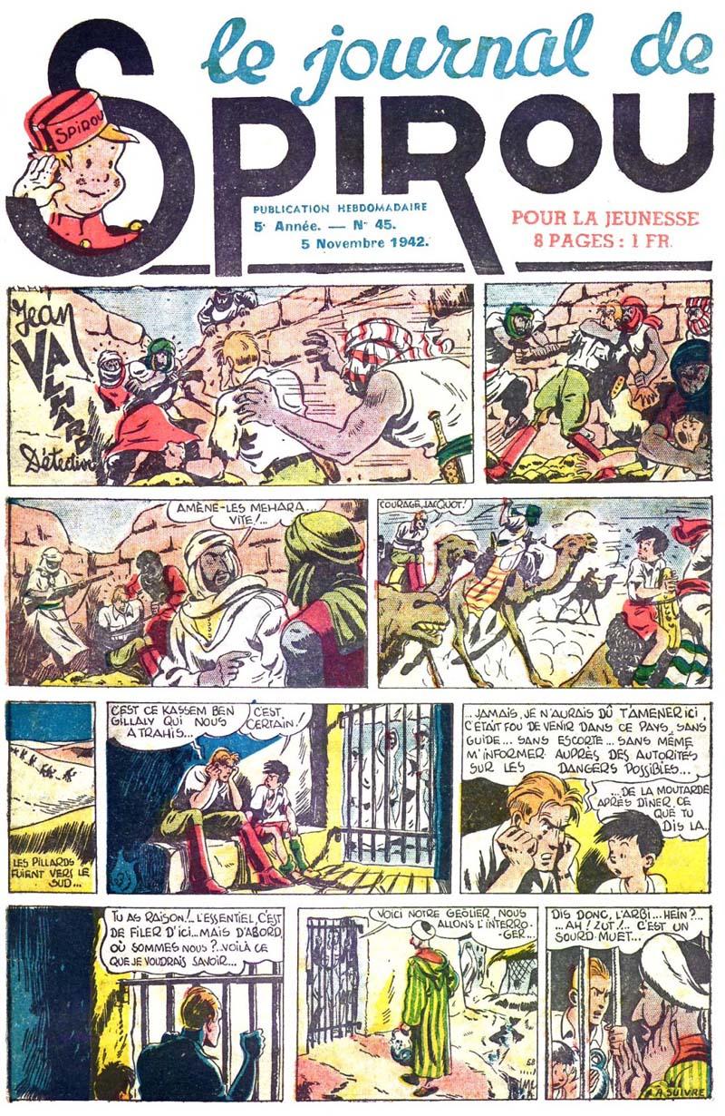 Le journal de Spirou 238