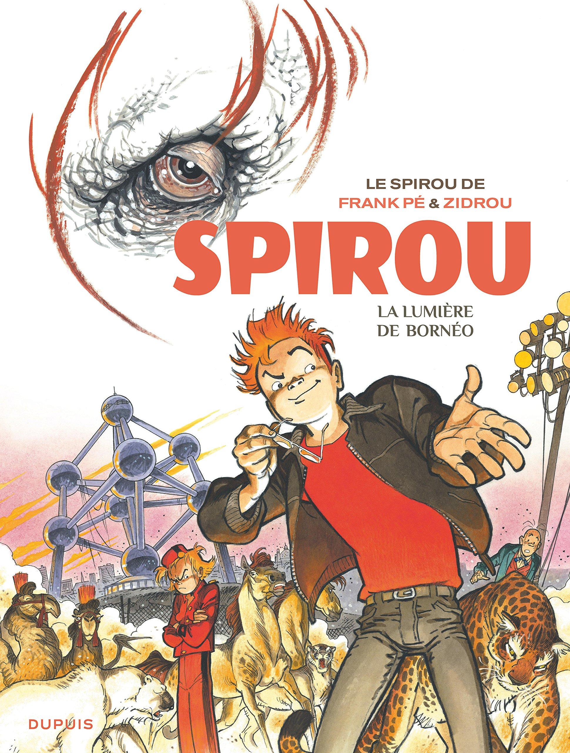 Le Spirou de... 10 - La lumière de Bornéo