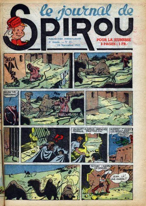 Le journal de Spirou 240